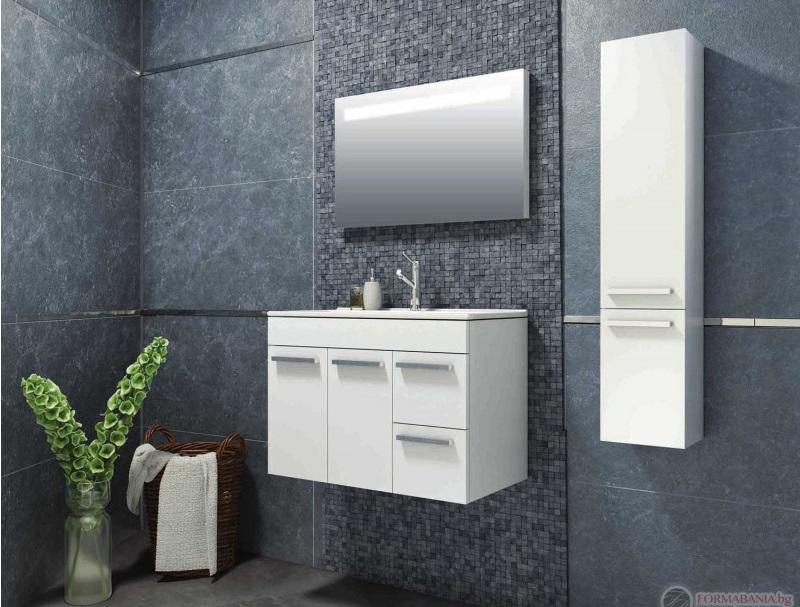 Шкафчетата за баня – за ред, уют и стил