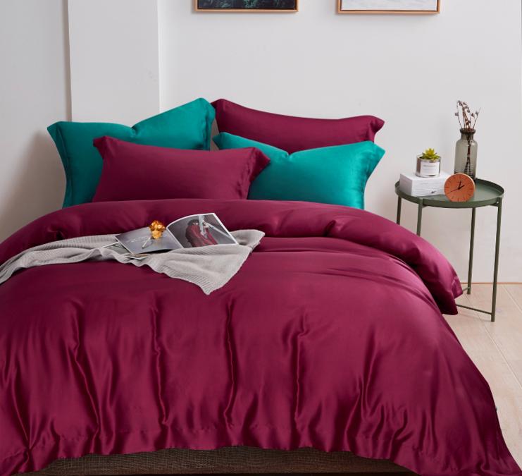 Цветът на спалното бельо разкрива характера